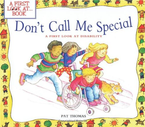 dont call me special