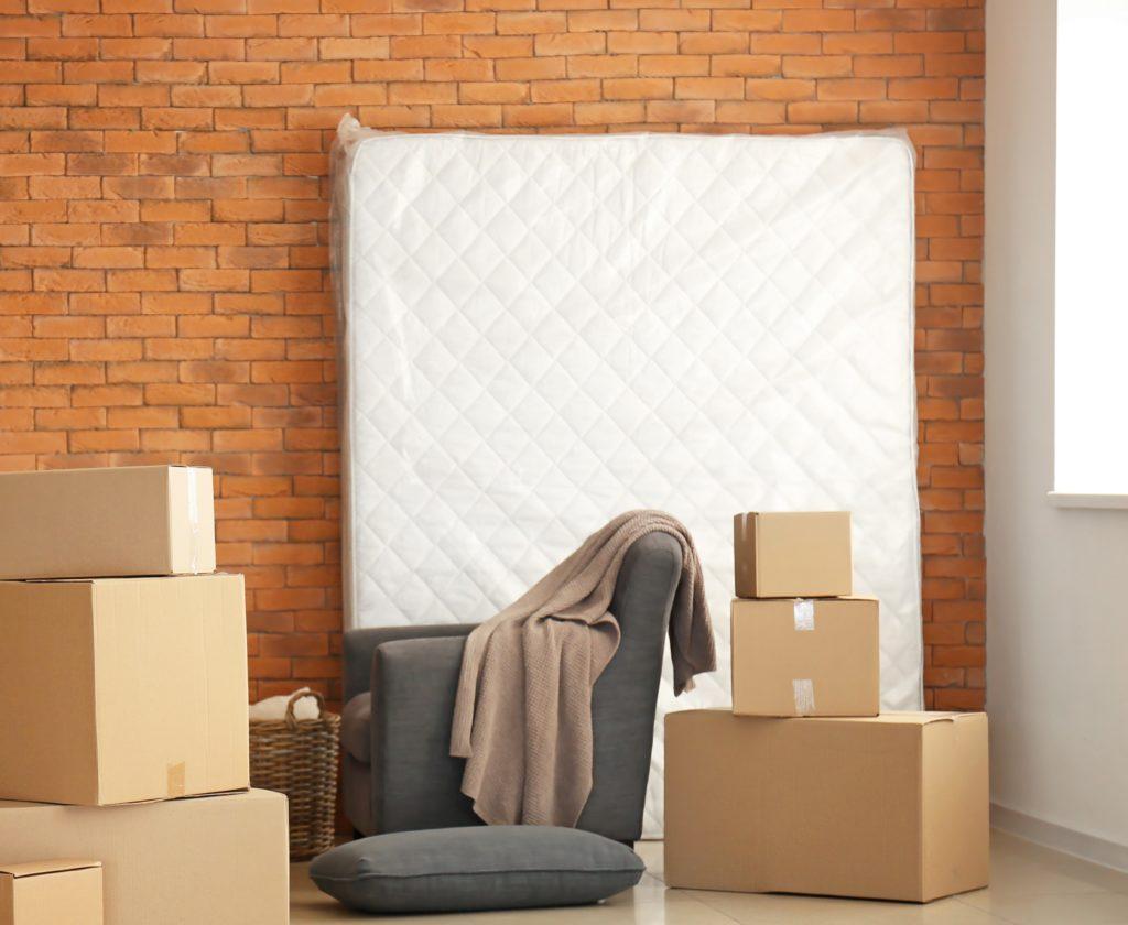mattress move