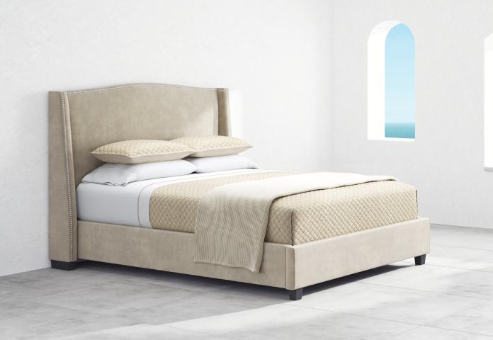 saatva bed frame