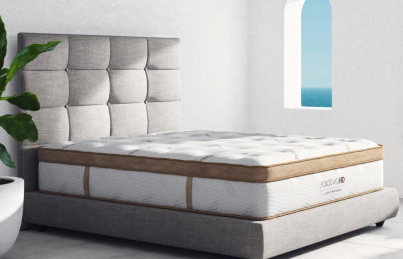 Saatva HD mattress
