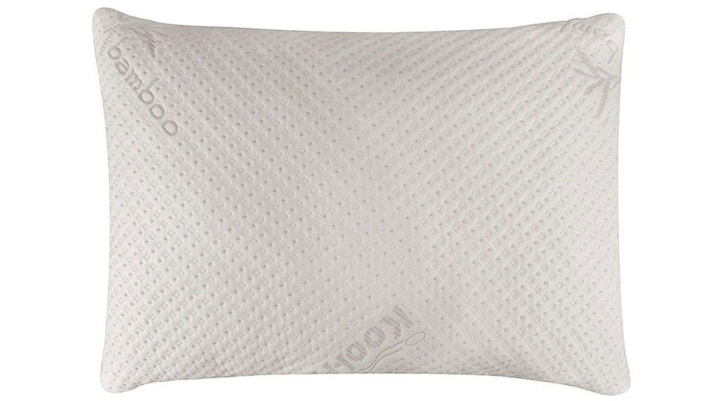 snugglepedic bamboo pillow