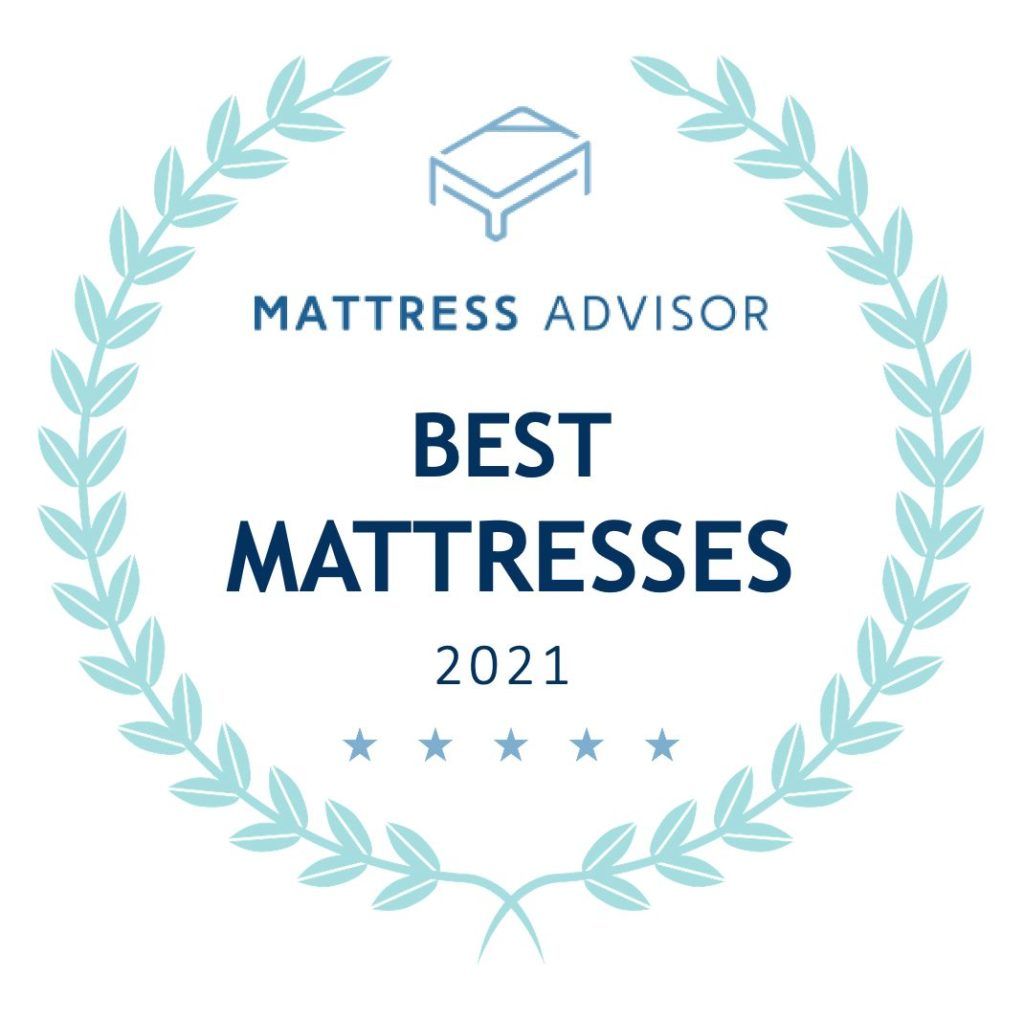 best mattress badge
