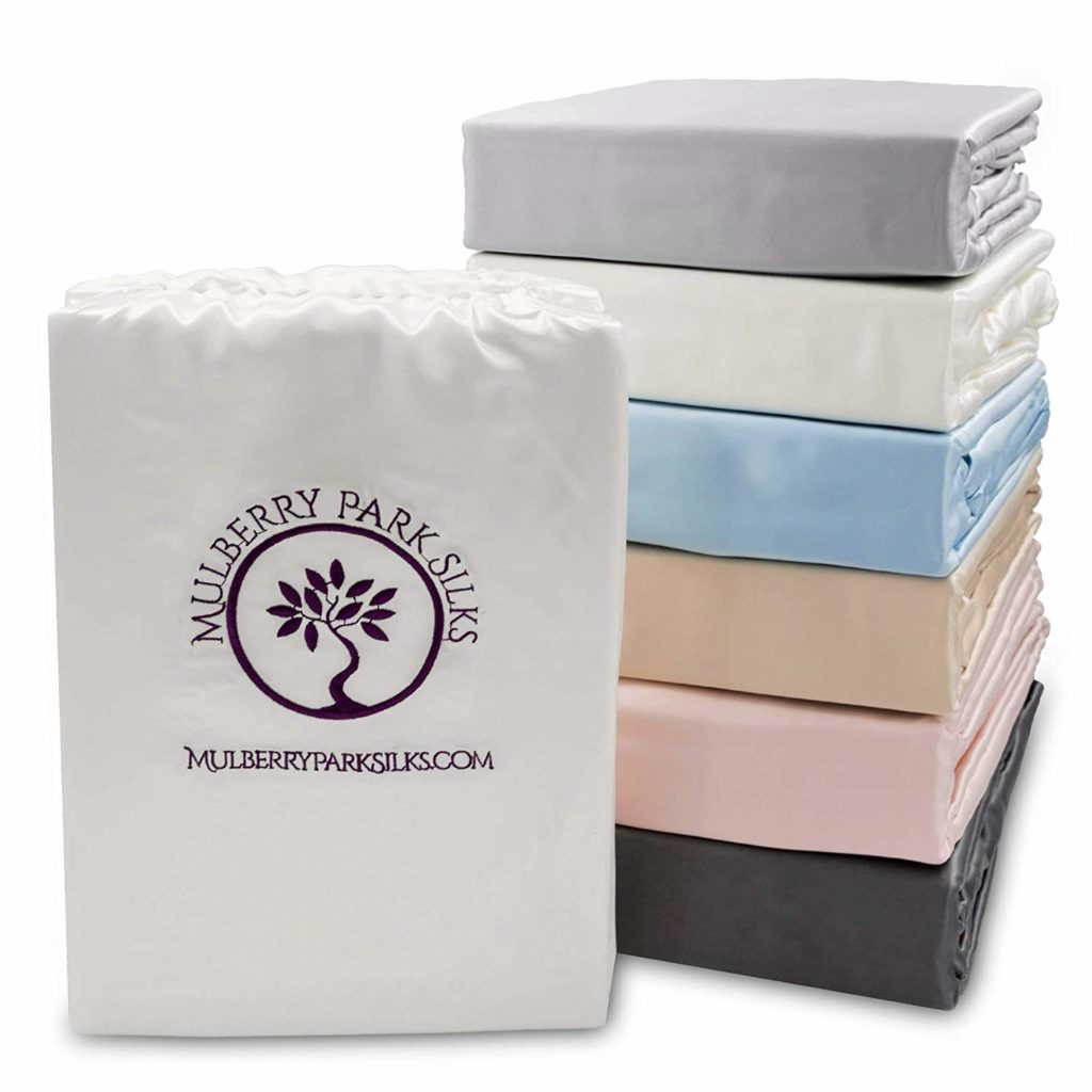 mulberry park silk sheets