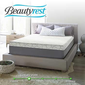 beautyrest surfacecool mattress