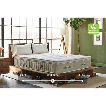 brentwood home cedar latex mattress