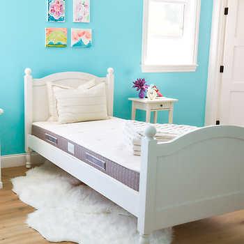 brentwood home juniper kids mattress