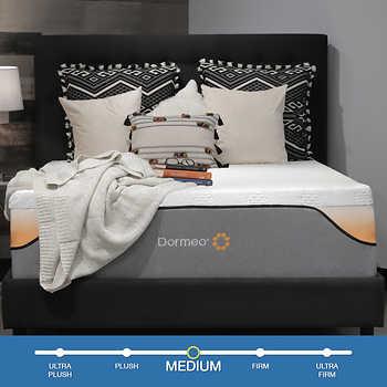 dormeo remedy mattress