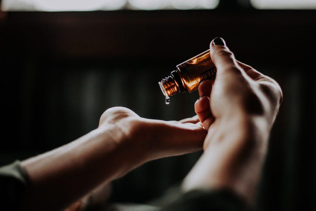 massage essential oil