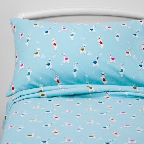 pillowfort flannel sheets