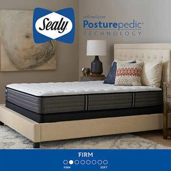 sealy response gray cove mattress