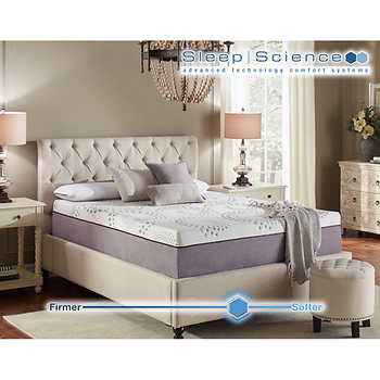 sleep science ara mattress