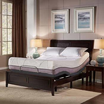 sleep science ten inch mattress
