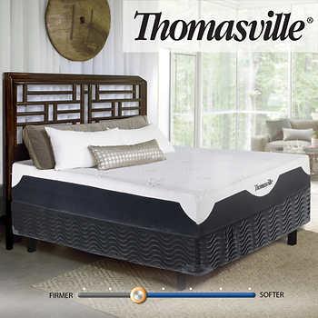 thomasville elite iii latex hybrid