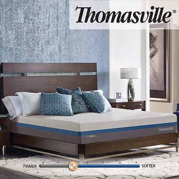 thomasville gel choice mattress