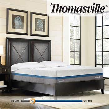 thomasville precision gel mattress