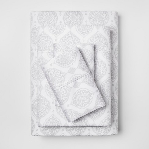 thread count printed performance sheets