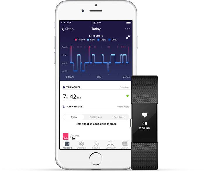 Fitbit's New Sleep Score Helps You Understand Your Sleep