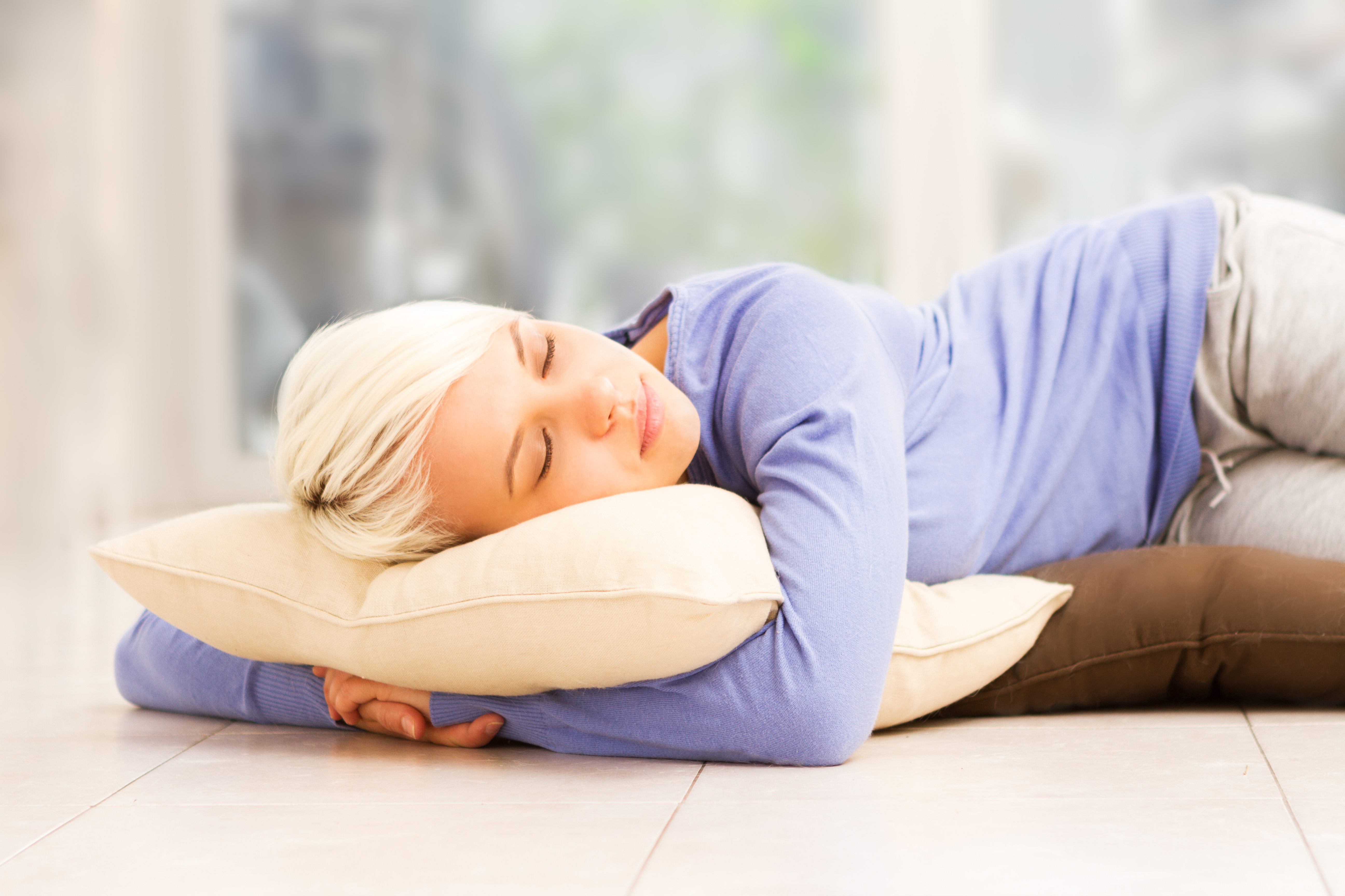 Benefits to Sleeping on the Floor