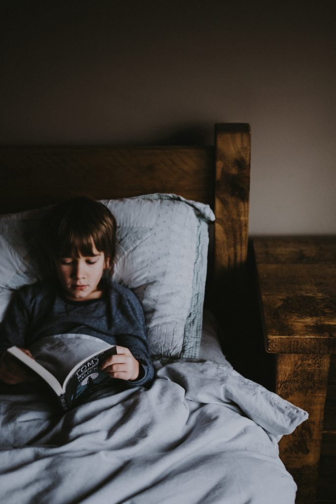 kid comforter