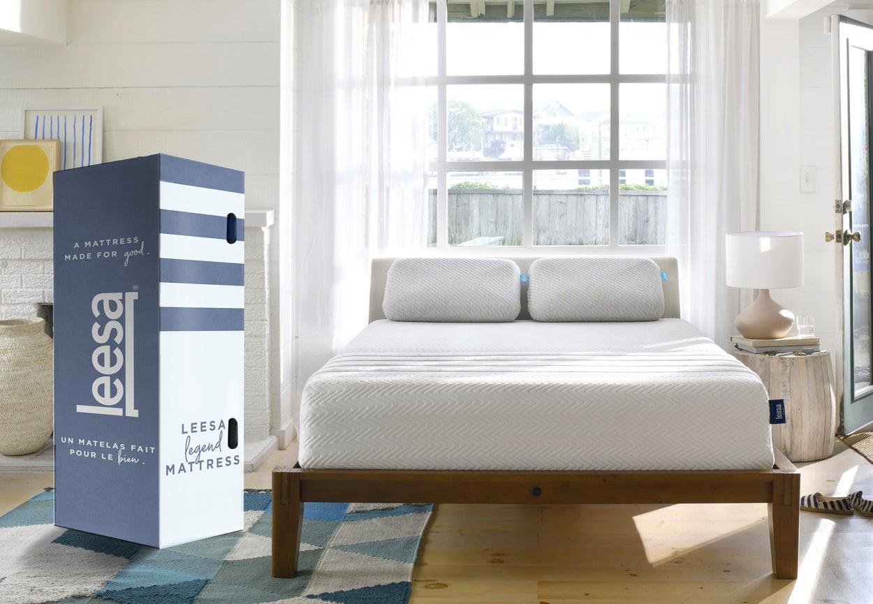 The Leesa Legend mattress