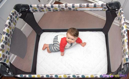 little ones mattress pad