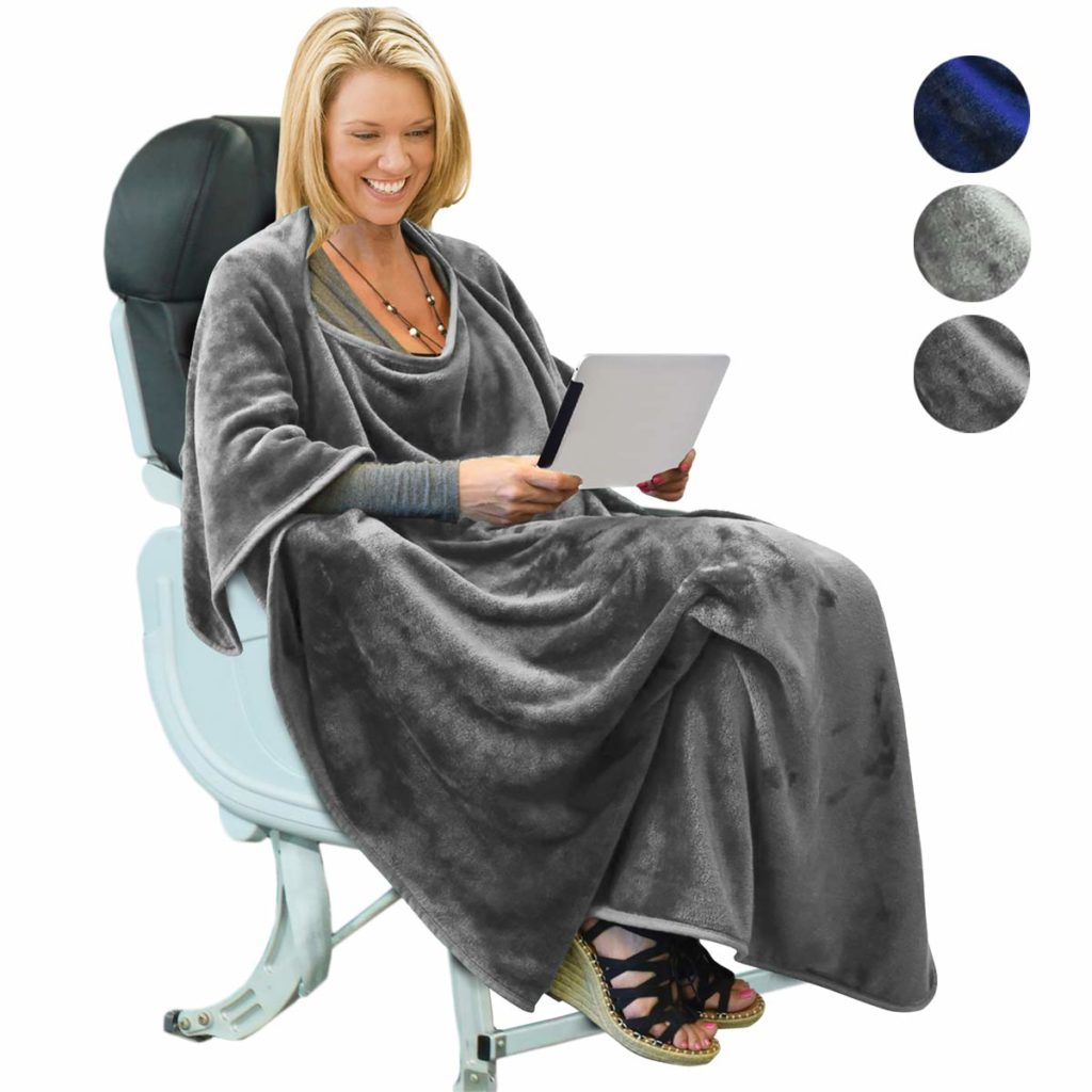 portable travel blanket