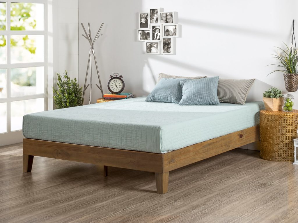 zinus alexis bed frame