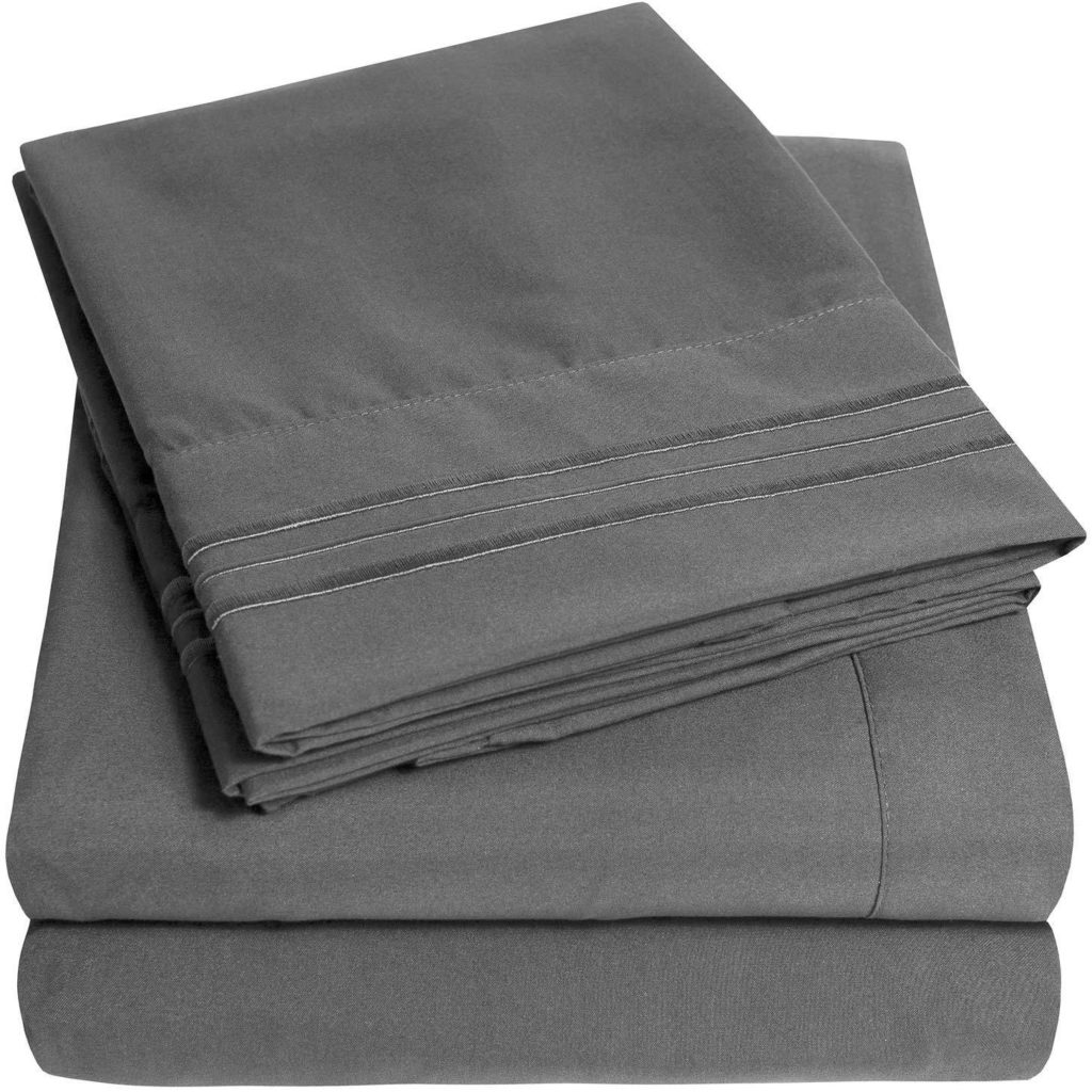1500 supreme microfiber bed sheets