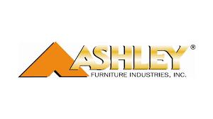 Ashley furniture color logo