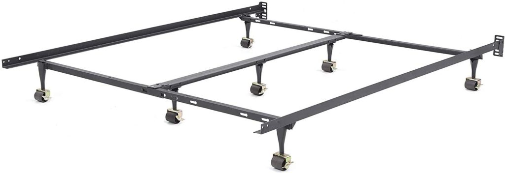 classic brands metal bed frame