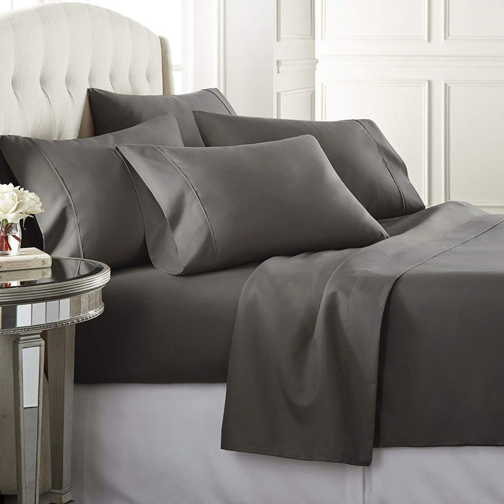 hotel luxury premium bed sheets