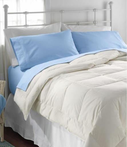 ll bean pima cotton sheets