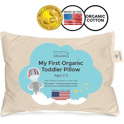 my little north star pillow