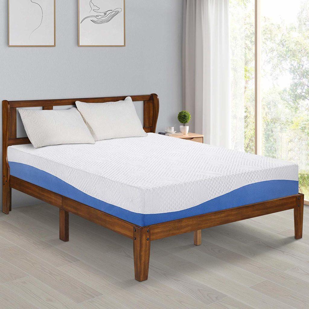 olee sleep cali king mattress