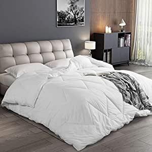 abakan down alternative comforter