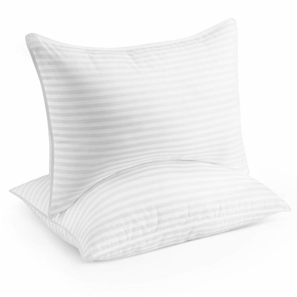 buckham hotel gel pillow