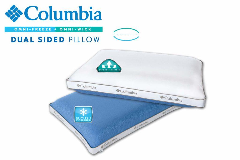 columbia gel pillow