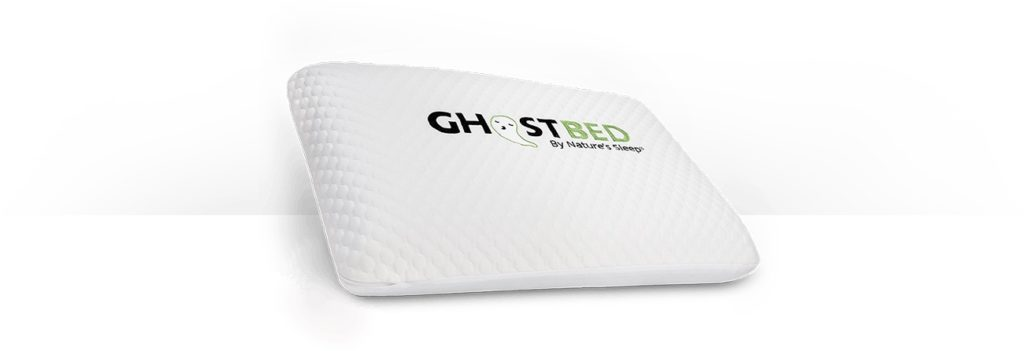 ghostbed pillow copy