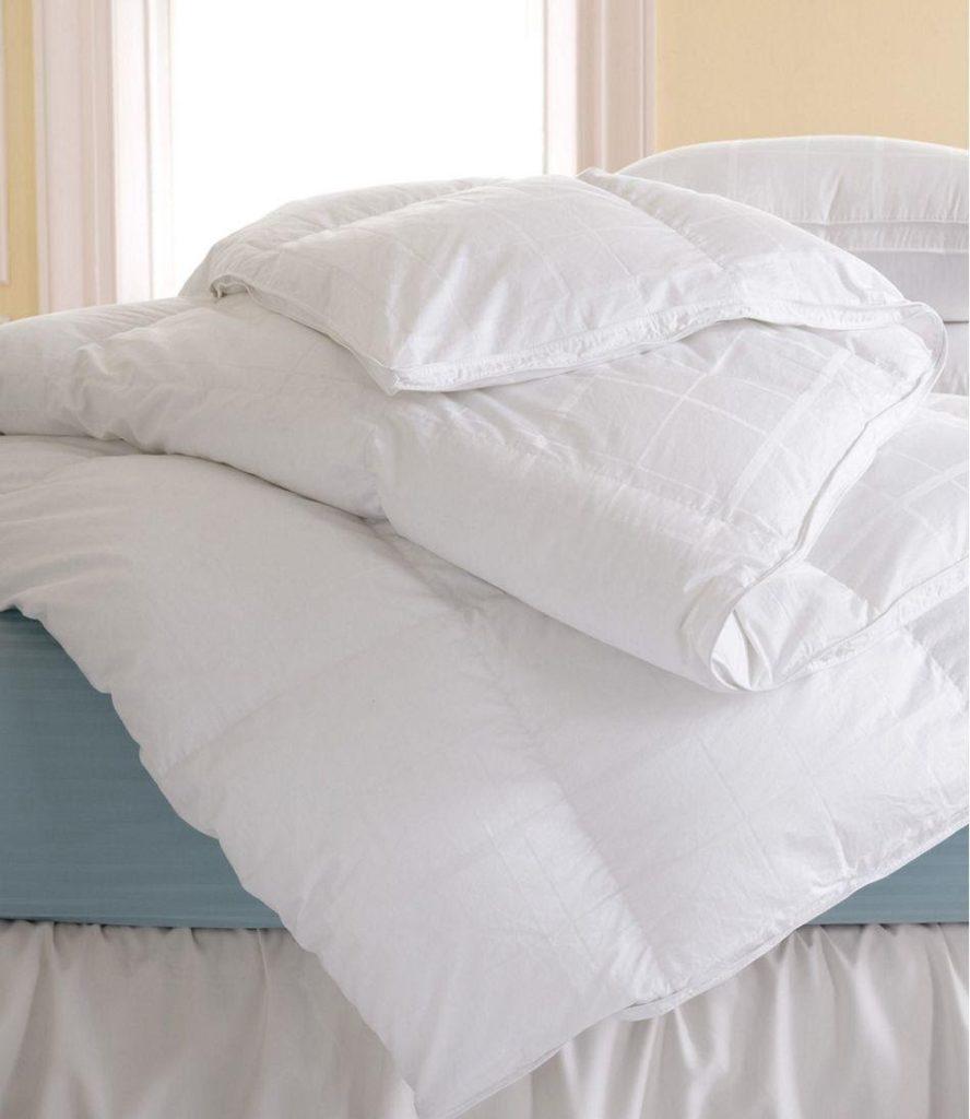 ll bean sateen comforter