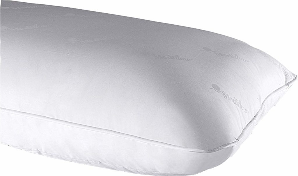 mediflow down water pillow
