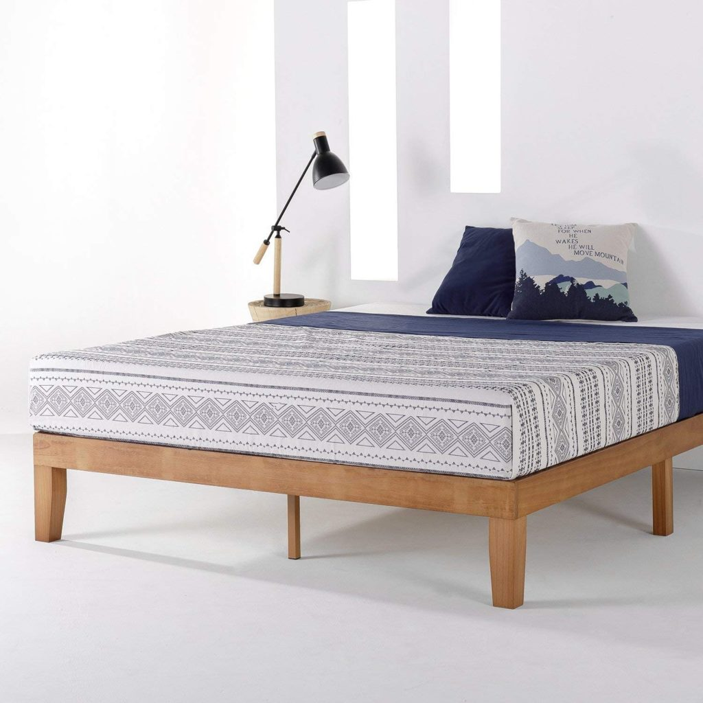 mellow wood bed frame