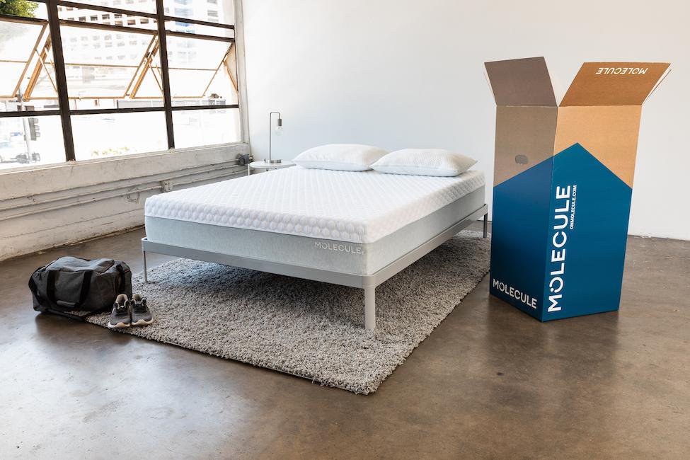 molecule mattress product