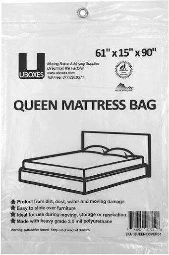 uboxes mattress bag