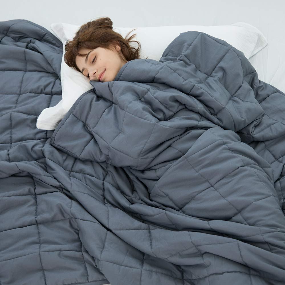 weighted idea cool blanket