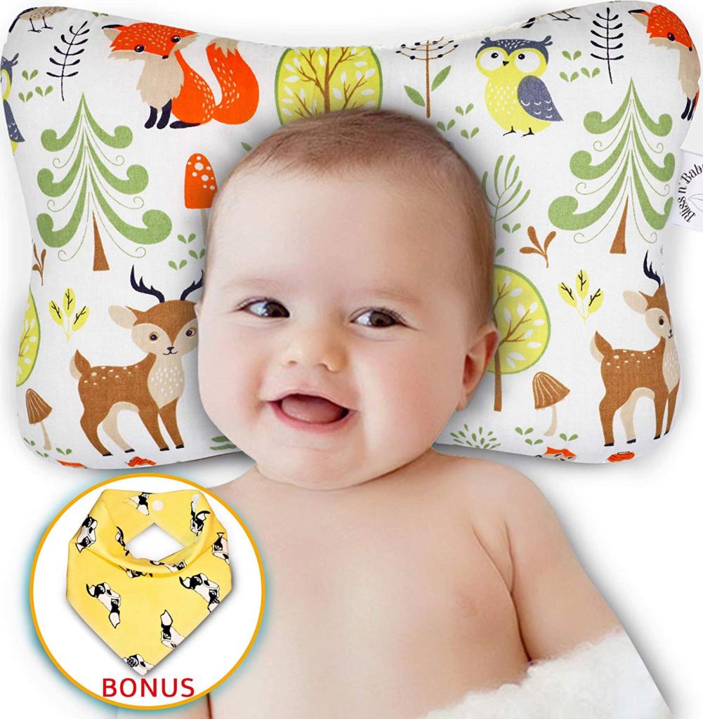 blissn baby pillow
