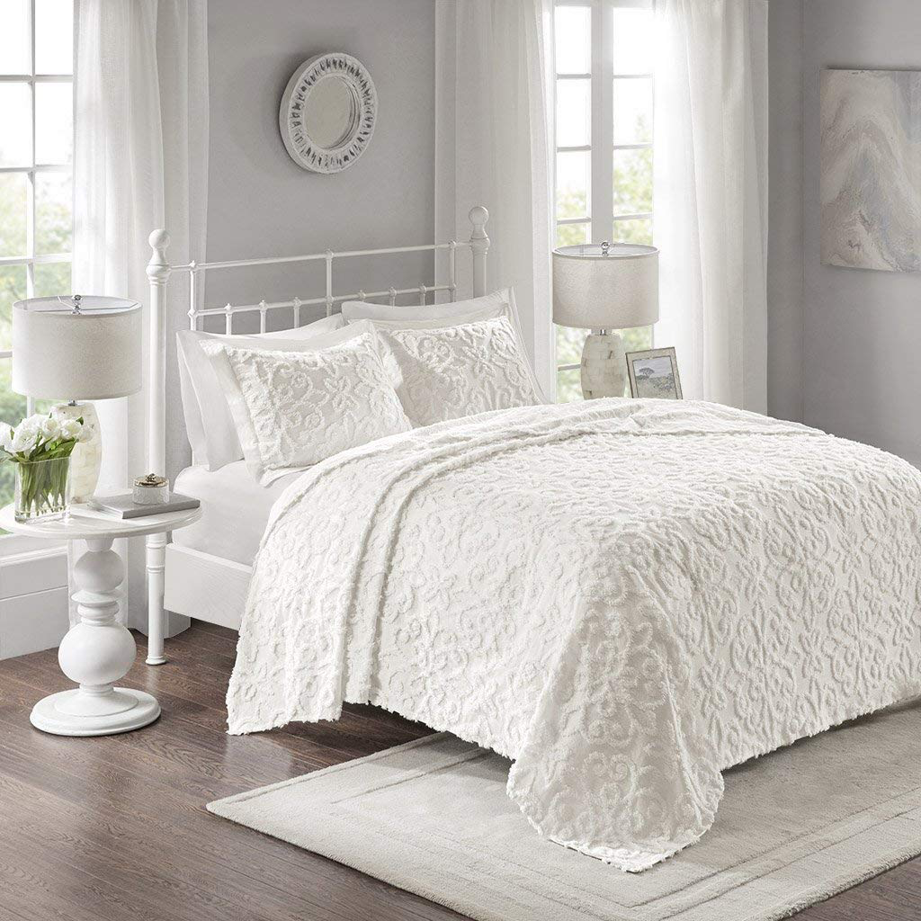 quilted cotton chenille