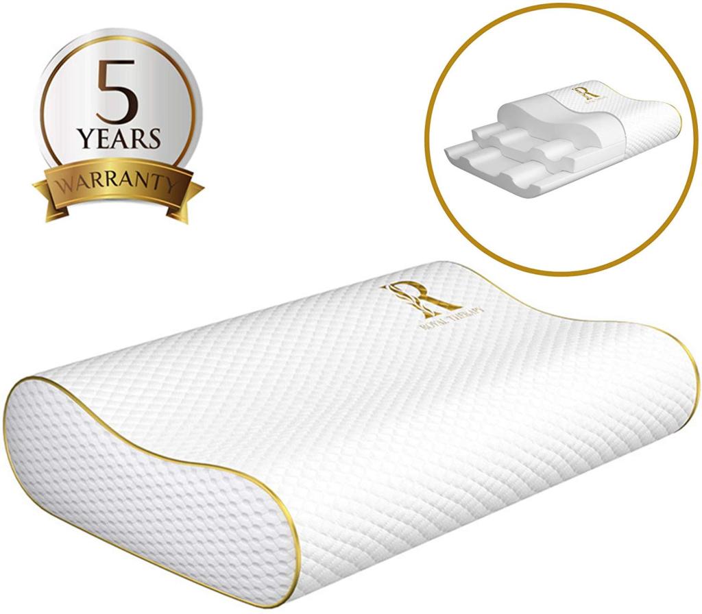 royal therapy pillow