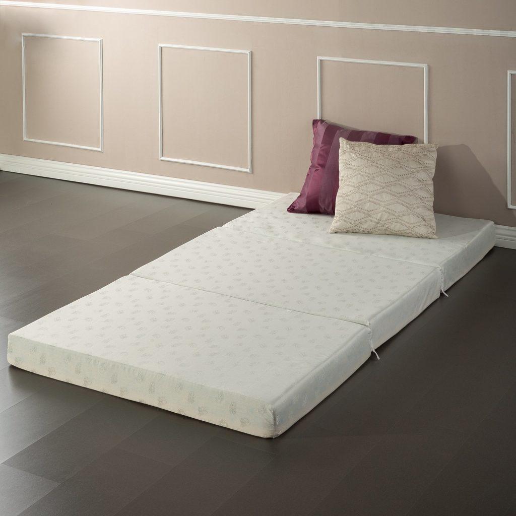 zinus floor mattress