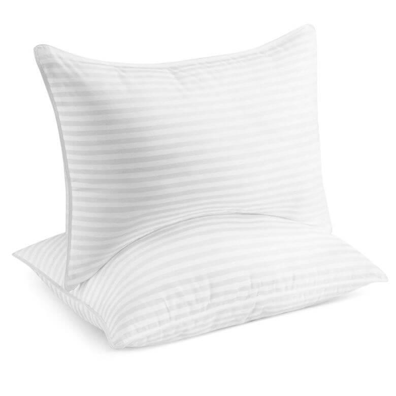 beckham hotel gel pillow