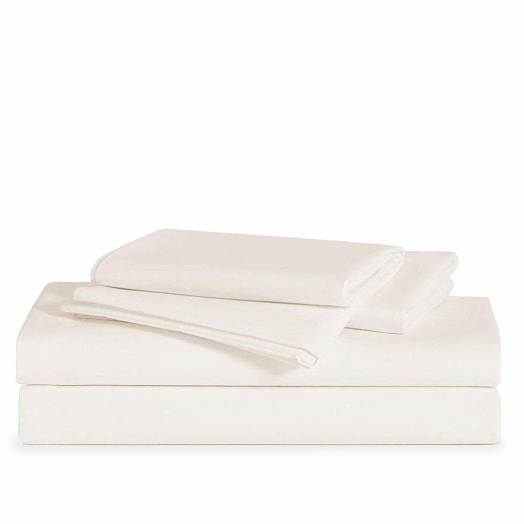 brooklinen luxe core sheets